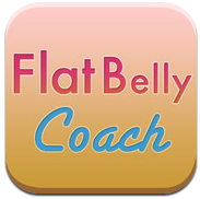 Flat Belly Diet Coach app for iPhone