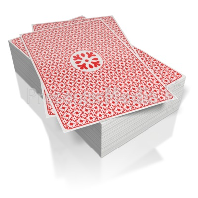 4 oz deck of cards