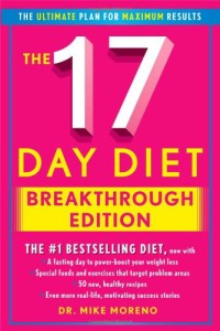 17 Day Diet Breakthrough Edition BOOK