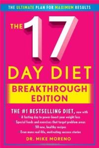 17 Day Diet Breakthrough Edition BOOK
