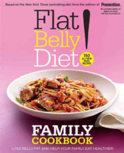 flat belly diet family cookbook