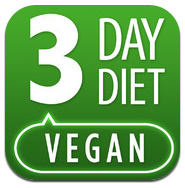 3 day Vegan diet